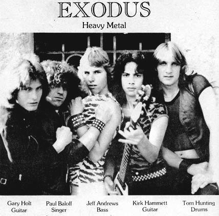 EXODUS  Kirk-hammett-with-exodus