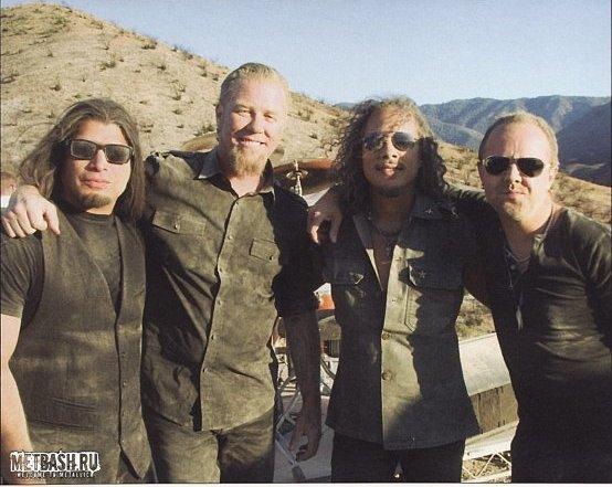 Скачать Торрент Песни Metallica - фото 8
