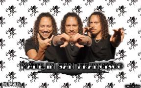 Kirk Hammett Made in San Francisco 1280x800