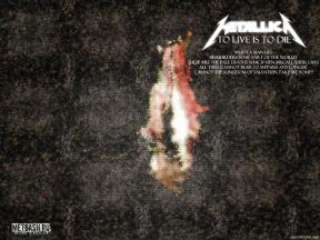 metallica-to-live-is-to-die-logo-wallpaper