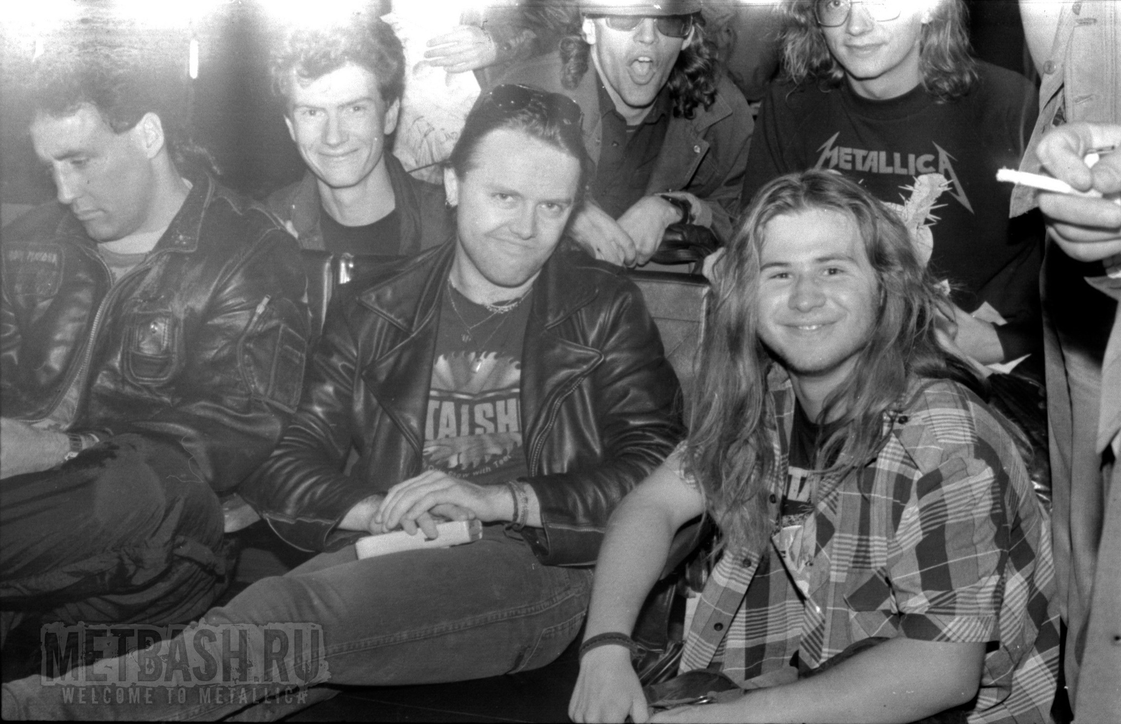 1 metallica moscow 1991 In 1991,