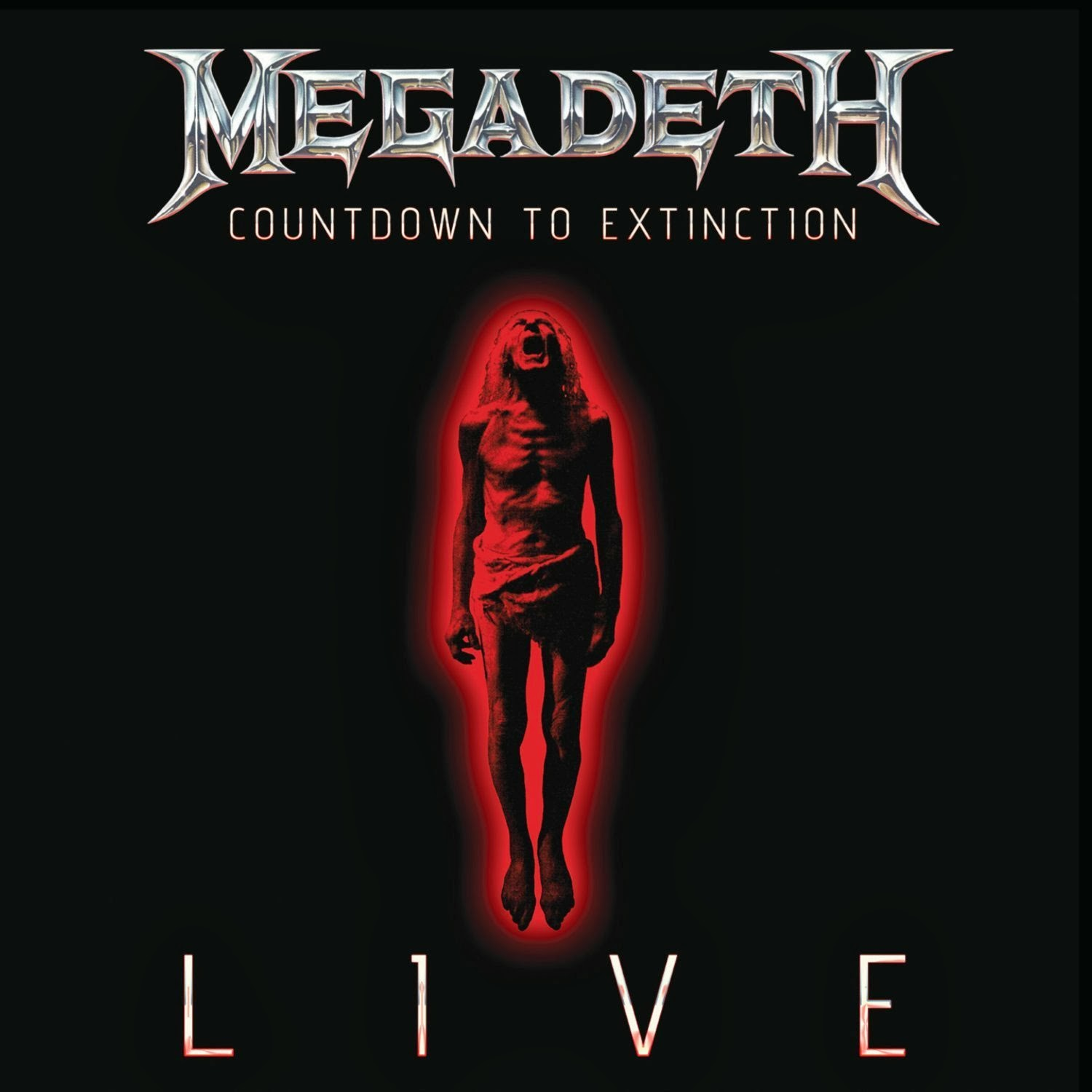 megadeth в�п���или кон�е��ник �countdown to extinction live�